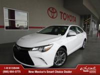 Options:  2017 Toyota Camry Se|Se 4Dr Sedan|Thank You