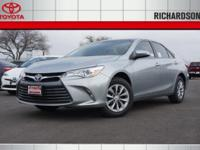 PRICED TO SAVE YOU TIME AND MONEY!! 2017 Toyota Camry