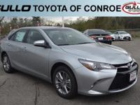 Silver 2017 Toyota Camry SE 33/24 Highway/City