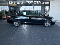 PREMIUM & KEY FEATURES ON THIS 2017 Toyota Camry