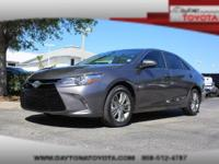 2017 Toyota Camry SE, *** 1 FLORIDA OWNER *** CLEAN