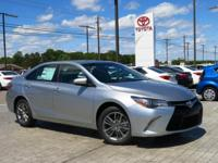 This 2017 Toyota Camry SE  will sell fast! This Camry