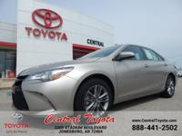 **TOYOTA CERTIFIED** SE! BLUETOOTH! BACKUP CAMERA! LOW