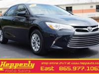 Clean CARFAX. CARFAX One-Owner. This 2017 Toyota Camry