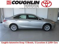CARFAX One-Owner. Clean CARFAX. This 2017 Toyota Camry