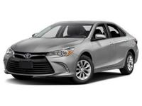 This Toyota won't be on the lot long! A great car and a