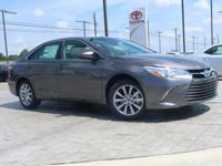 -Great Gas Mileage- *Bluetooth* This 2017 Toyota Camry