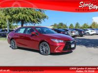 2017 Toyota Camry XSE V6 Blk Spt Lth-Trm Ultsd. 3021