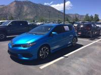 CARFAX 1-Owner, ONLY 5,960 Miles! Corolla iM trim. EPA