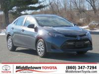 Middletown Toyota is excited to offer this 2017 Toyota