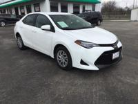 Look at this 2017 Toyota Corolla LE. Its Variable