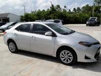CARFAX One-Owner. Clean CARFAX. 2017 Toyota Corolla LE