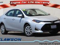 CARFAX 1-Owner. FUEL EFFICIENT 36 MPG Hwy/28 MPG City!