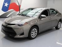 2017 Toyota Corolla with 1.8L I4 Engine,Automatic