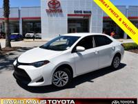 **TOYOTA SAFETY SENSE**, **BACKUP CAMERA**. CARFAX