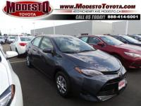 2017 Toyota Corolla LE ECO 40/30 Highway/City