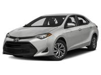 What a great deal on this 2017 Toyota! Take control of