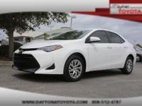 2017 Toyota Corolla LE, *** 1 FLORIDA OWNER *** CLEAN