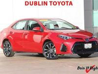 Dublin Toyota is pleased to offer this 2017 Toyota