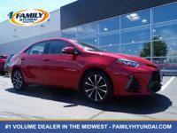 Come see this 2017 Toyota Corolla SE. Its Variable