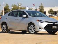 CARFAX One-Owner. Clean CARFAX. Silver 2017 Toyota