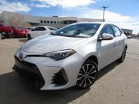 Options:  2017 Toyota Corolla Se|Se 4Dr Sedan Cvt|Armed
