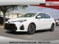 2017 Toyota Corolla SE, *** 1 FLORIDA OWNER *** CLEAN