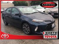 CARFAX One-Owner. WHY CHOOSE NORTH HOLLYWOOD TOYOTA,