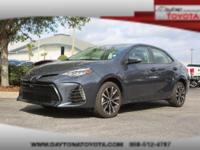 2017 Toyota Corolla SE, *** 1 FLORIDA OWNER *** CLEAN