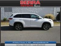 This 2017 Toyota Highlander LE is proudly offered by