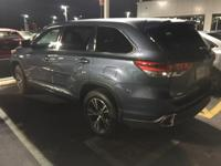 This outstanding example of a 2017 Toyota Highlander LE
