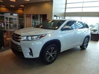 This 2017 Highlander has a bold new look and will make