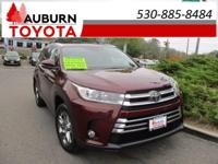 AWD, BACKUP CAMERA, LOW MILEAGE! This 2017 Toyota