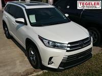 Options:  3.003 Axle Ratio|Front Bucket Seats|4-Wheel