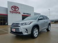 GPS Nav! Silver Bullet! This handsome 2017 Toyota