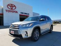 Navigation! Silver Bullet! This wonderful 2017 Toyota