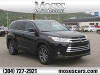 New Price! 2017 Toyota Highlander 8-Speed Automatic
