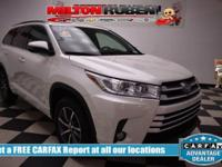 Options:  2017 Toyota Highlander Xle|Miles: 12354Color: