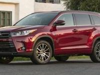 This 2017 Highlander XLE has only 6600 miles on it and