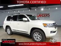 Toyota Certified. Navigation System, Power driver seat,