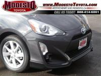 2017 Toyota Prius c Four 43/48 Highway/City MPG