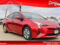 Options:  Prius Four/Four Touring Safety Plus Package