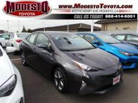 2017 Toyota Prius Four Touring 50/54 Highway/City