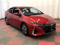 Our incredible One Owner 2017 Toyota Prius Prime