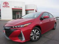 This is a rare find!! This 2017 Prius Prime Plug-in