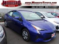 2017 Toyota Prius Two Eco 53/58 Highway/City