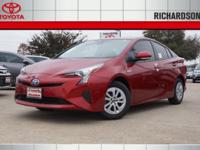 PRICED TO SAVE YOU TIME AND MONEY!! 2017 Toyota Prius