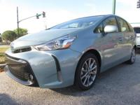 PREMIUM & KEY FEATURES ON THIS 2017 Toyota Prius v