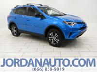 Toyota certified Rav 4!! Great color and only 10,000