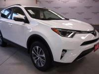 The 2017 RAV4 captures the spirit of freedom that began